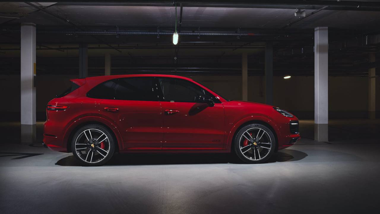 2021 Porsche Cayenne GTS and Cayenne GTS Coupe have 453hp on tap