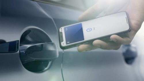 iPhone Digital Key: If the battery dies you have 5 hours to unlock your car
