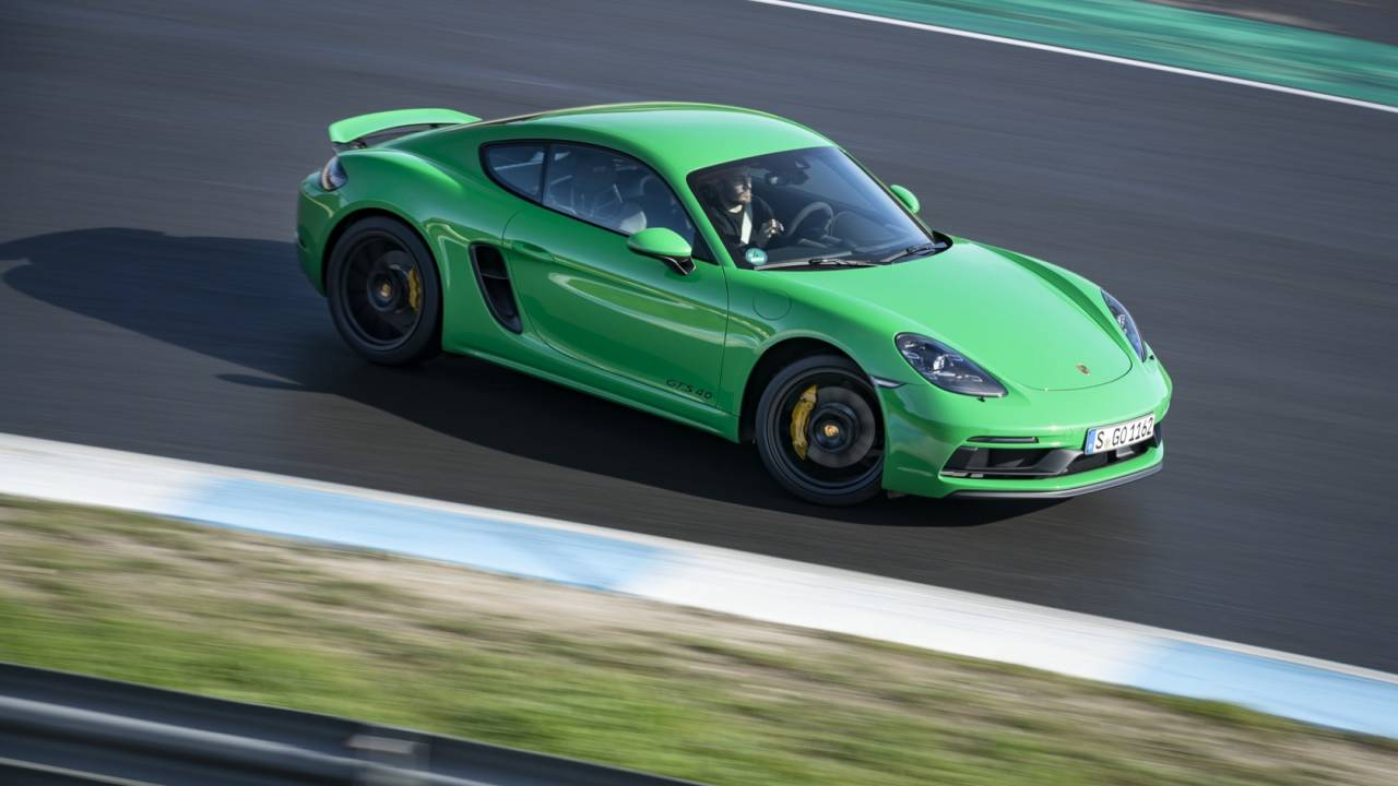 2021 Porsche 718 Boxster and Cayman get a spec-boost: All the details