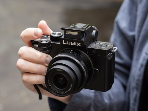 Panasonic Lumix DC-G100 Hands-on Review