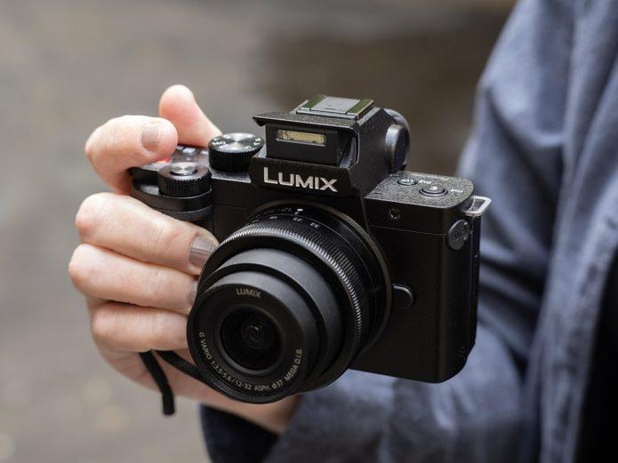 Panasonic Lumix DC-G100 Hands-on Review