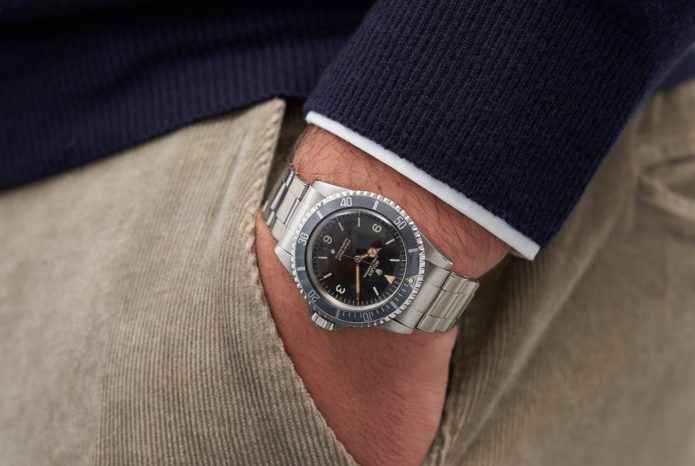 This Auction Is Stacked with Incredible Vintage Watches
