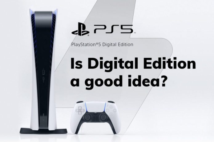 Is the PS5 Digital Edition a good or bad idea?