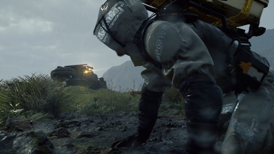 Hideo Kojima could be teasing a sequel to Death Stranding
