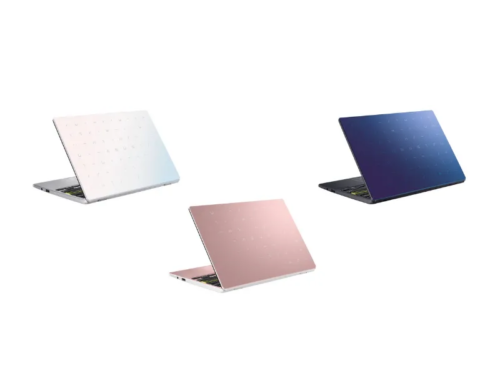ASUS introduces E210, E410 and E510 budget laptops