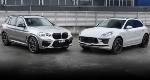 2020 BMW X3M Competition v Porsche Macan Turbo: Performance comparison
