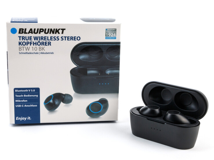 Blaupunkt BTW 10 review - Overambitious TWS headphones with advantages