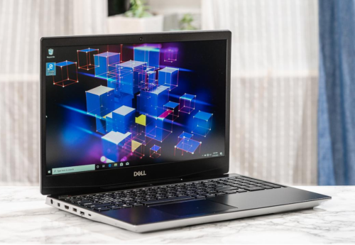 Going all in on AMD: Dell G5 15 Special Edition Radeon RX 5600M Laptop Review