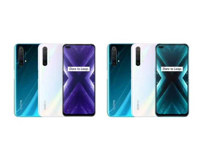 Realme X3 series now official