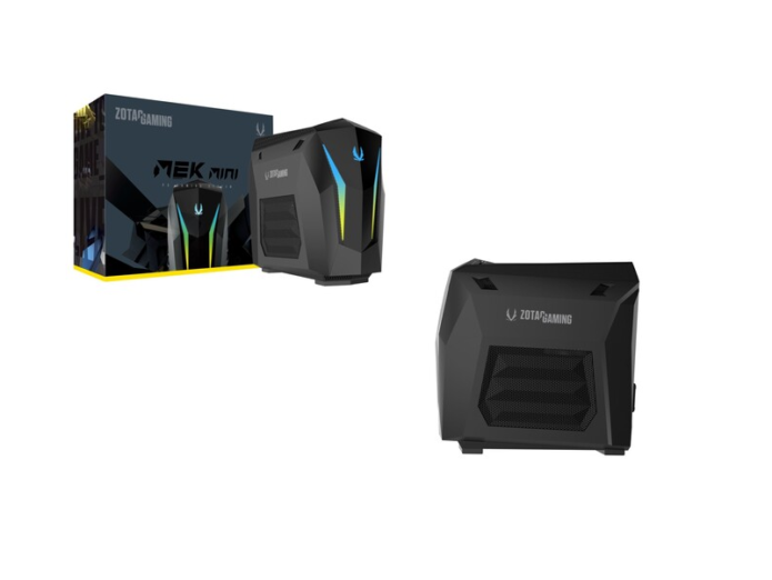 Zotac MEK MINI desktop PC with Core i7 and GeForce RTX 2070 Super in review