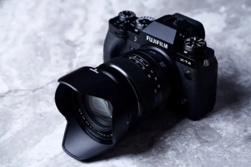 They've Cranked the XT3 up to 11!: Fujifilm XT4 Review