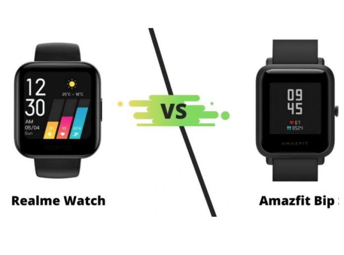 Amazfit Bip S Vs Realme Watch Comparison: Which Suits Your Wrist?