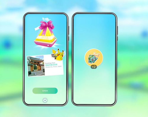 Pokemon GO adding stickers, friend invites for raids