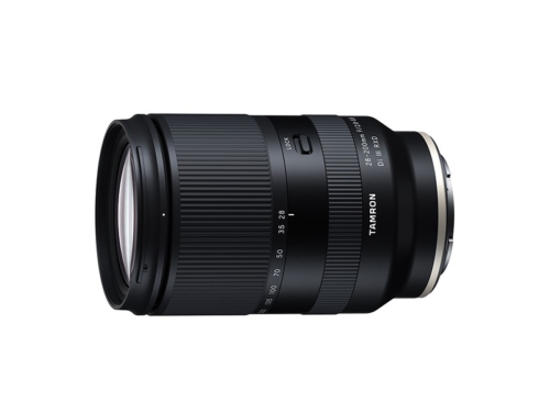 Tamron announces versatile 28-200mm F2.8-5.6 zoom lens for E-mount