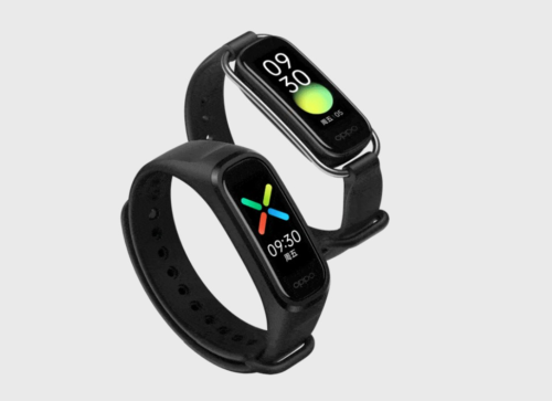 Oppo Band is an new $28 fitness tracker with 14 day battery and SpO2