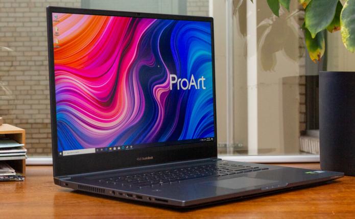 Asus ProArt StudioBook 15 review