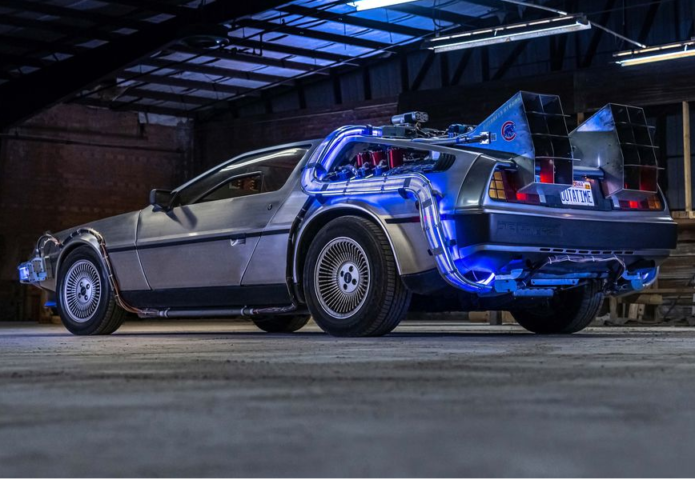The Cars Are the Stars: The Art of Replicating Hollywood's Famous Rides