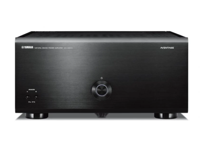 Yamaha MX-A5200 11-Channel Power Amplifier Review: A power house...
