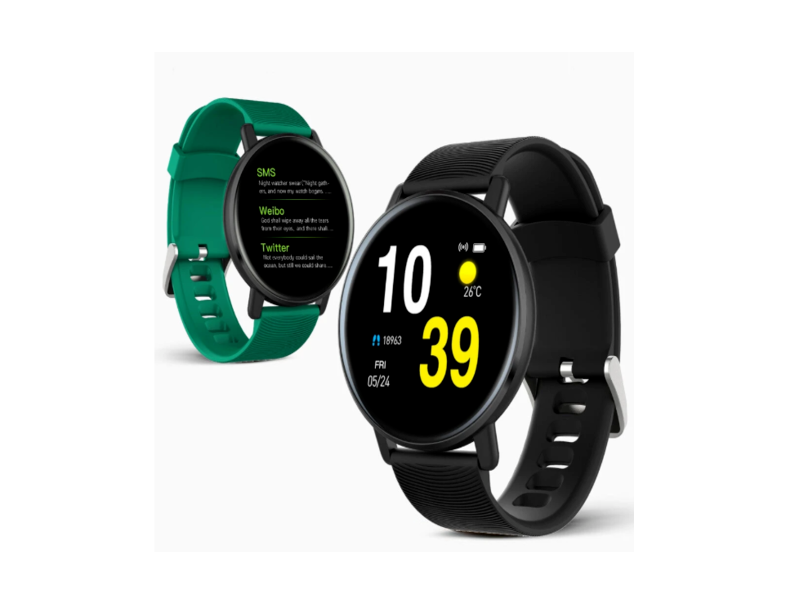 Lynwo H50: A very affordable smartwatch with a heart rate monitor and IP certification