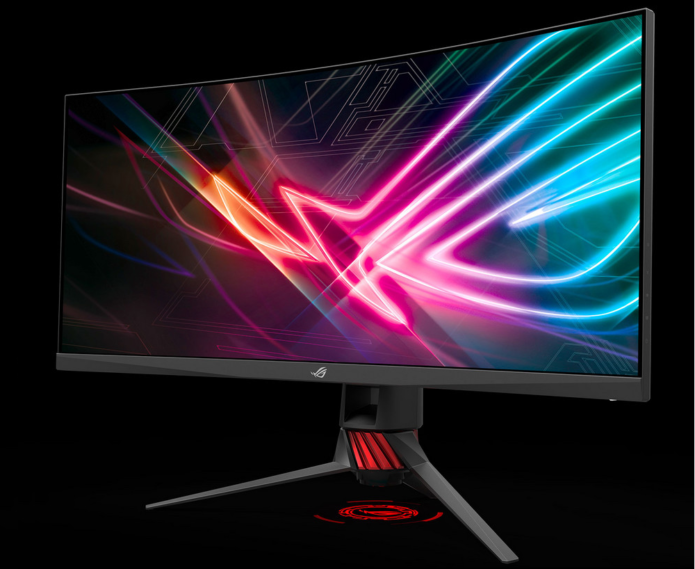 Asus ROG Strix XG35VQ: 21:9 Curved Monitor in Review