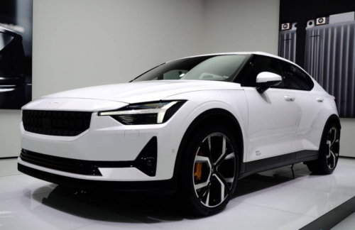 Polestar 2 orders open for 275 mile electric vehicle