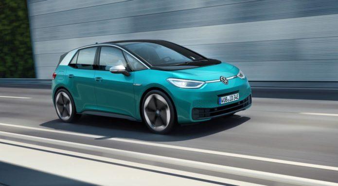 2020 Volkswagen ID.3: European deliveries begin this September