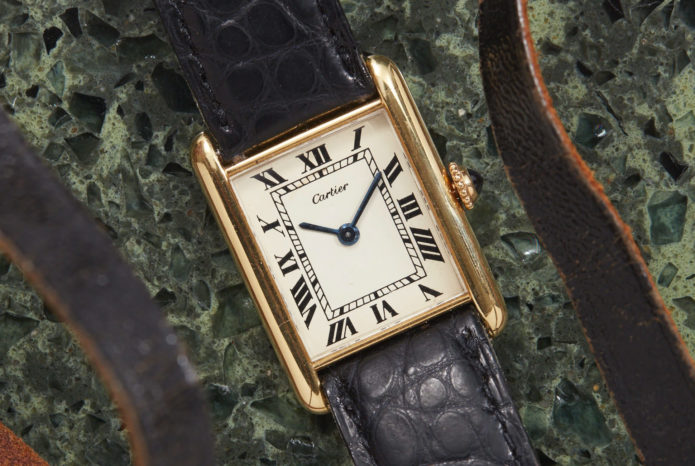What Makes the Cartier Tank the Quintessential Dress Watch?