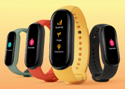 Xiaomi Mi Band 5 vs OPPO Band: Which Smart Bracelet is Better?