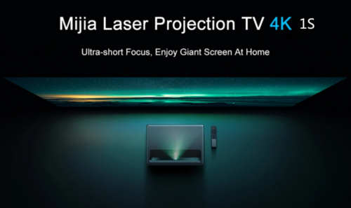 Xiaomi Mijia 1S laser projector : Detailed review of 150 inch screen projector
