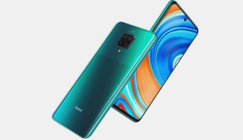 Redmi Note 9 Pro 5G leak reveals a Snapdragon 750G chipset, 108MP camera
