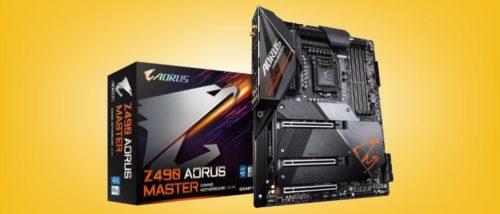 Gigabyte Z490 Aorus Master Review: Refreshing the Upper Mid-Range