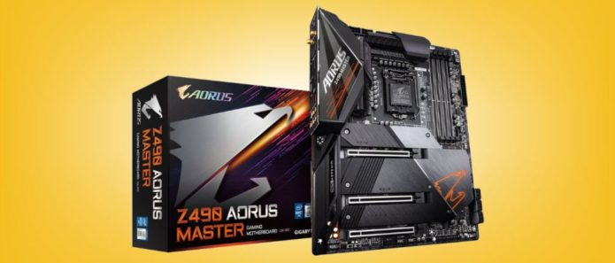 Gigabyte Z490 Aorus Master Review: Refreshing the Upper Mid-Range