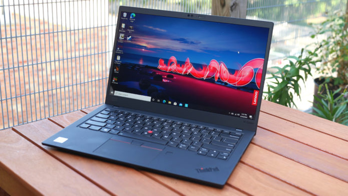 Lenovo ThinkPad X1 Carbon (8th Gen) review