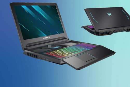 Acer overhauls Predator gaming laptops with 10th-gen CPUs, RTX Super GPUs, and ultra-fast displays