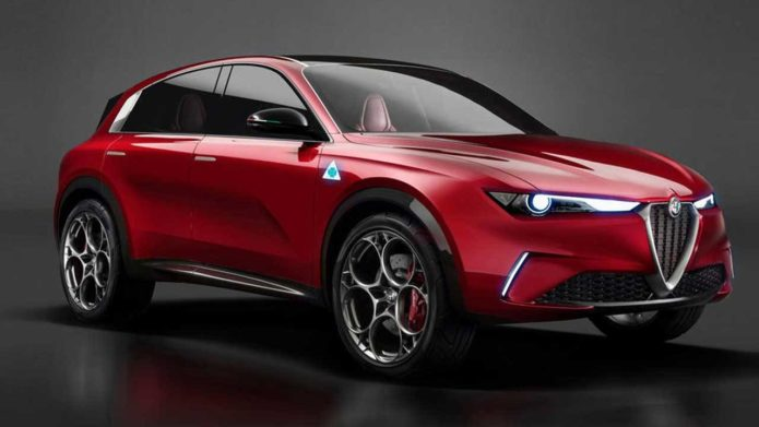 Alfa Romeo plans an electric SUV for 2022