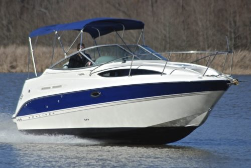 Bayliner 245 Cruiser Cruiser Boat Review