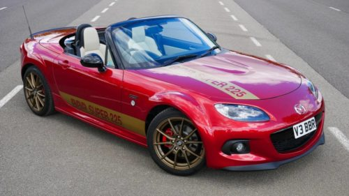 This Mazda MX-5 Miata by BBR has a 224HP naturally-aspirated engine
