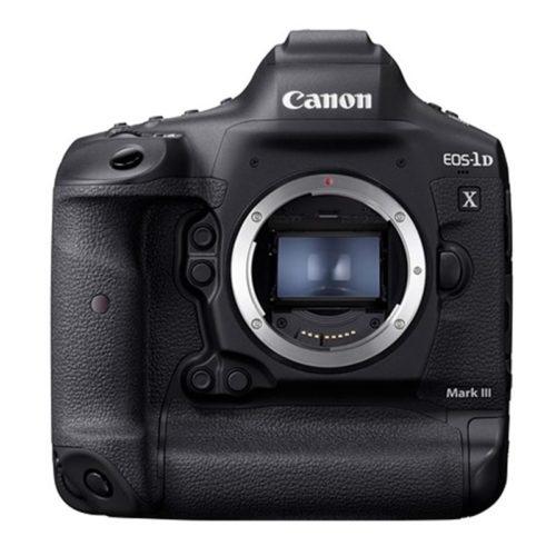 Canon EOS-1D Mark III Camera