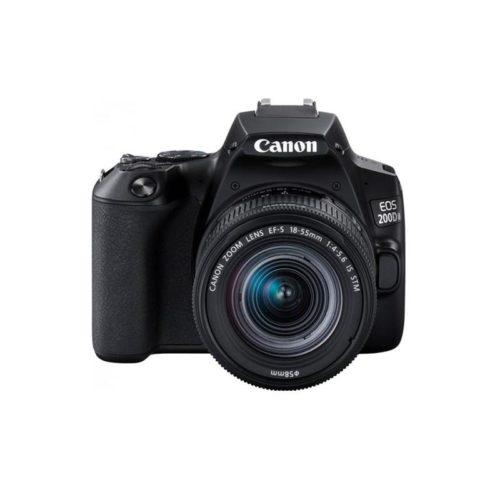 Camera Canon EOS 200D Mark II