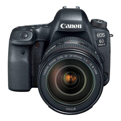 Camera Canon EOS 6D Mark II