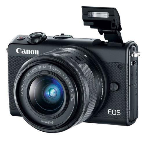 Camera Canon EOS M100