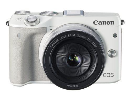 Canon EOS M3 Camera