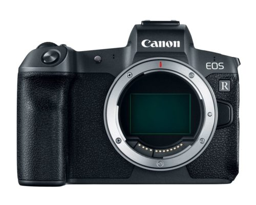 Canon EOS R Camera