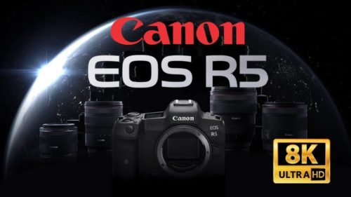 What We Know About Canon EOS R5 Specifications
