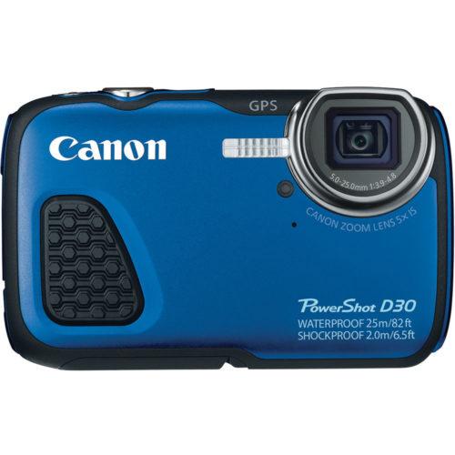 Canon PowerShot D30 Camera
