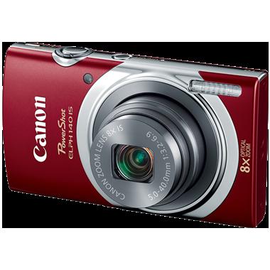 Canon PowerShot ELPH 140 IS Camera