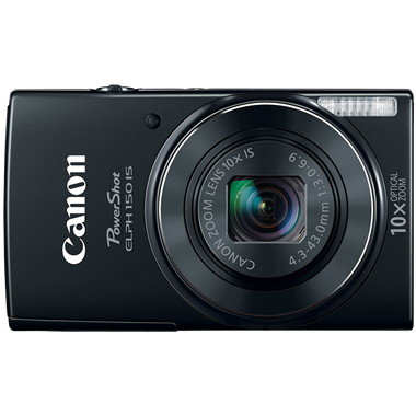 Canon PowerShot ELPH 150 IS Camera