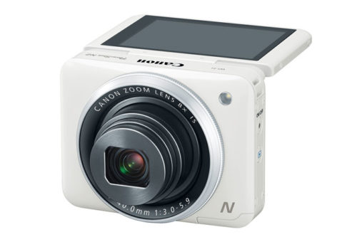 Canon PowerShot N2 Camera