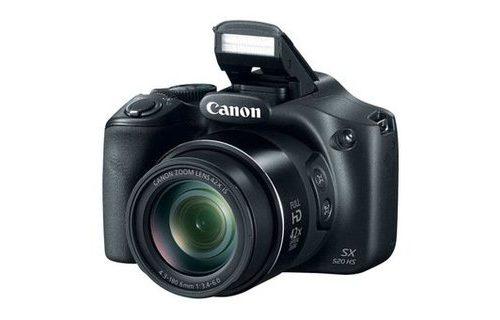 Canon PowerShot SX520 HS Camera