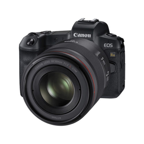 Canon EOS Ra Camera